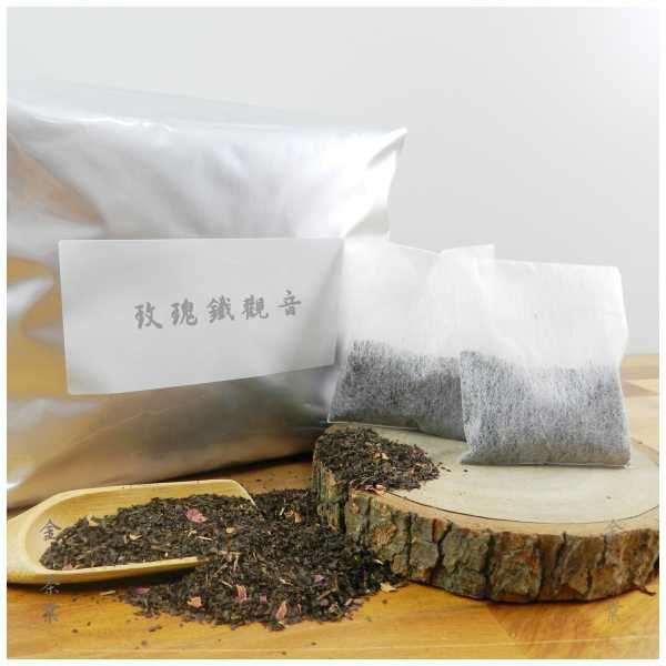 Rose, Tieguanyin, Oolong, Taiwan , tea wholesale