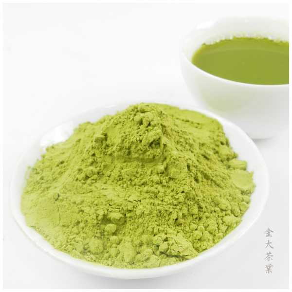 Roasted Tea Matcha Powder, Green Tea